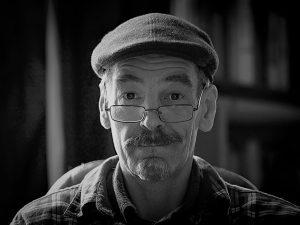 Self portrait of Sean P. Durham, Berlin, 2021, Copyrighted